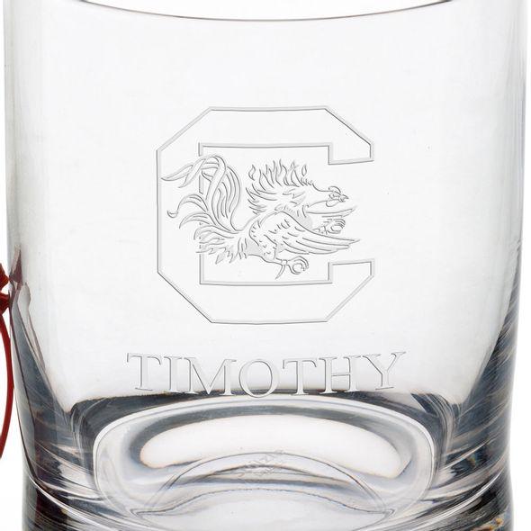 University of South Carolina Tumbler Glasses - Set of 2 - Image 3