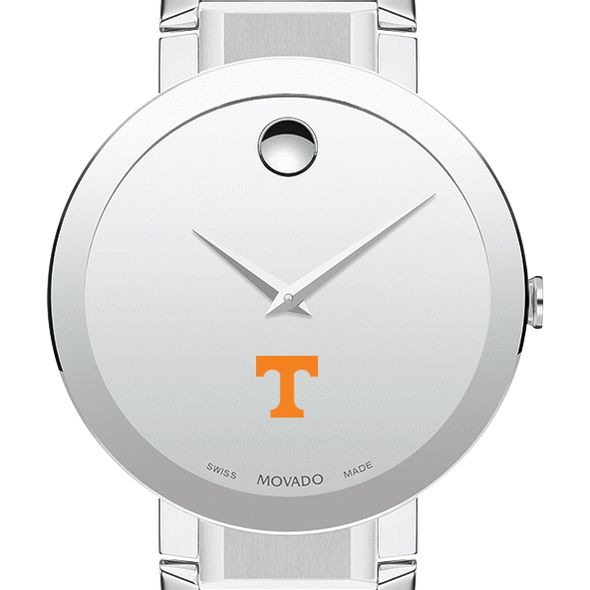 University of Tennessee Men's Movado Sapphire Museum with Bracelet