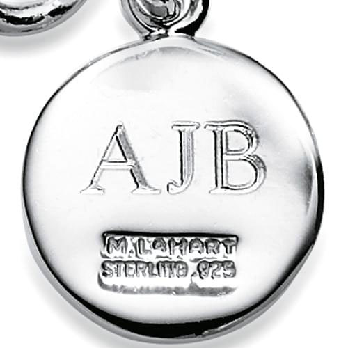 Boston University Sterling Silver Charm - Image 2