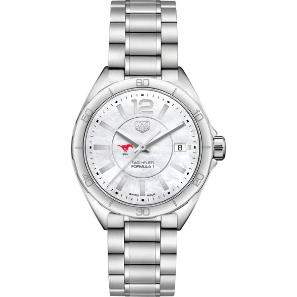 Southern Methodist University Women's TAG Heuer Formula 1 with MOP Dial - Image 2
