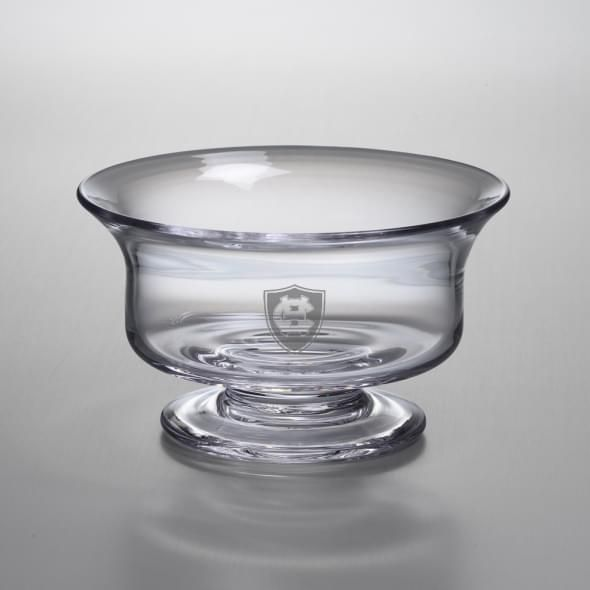 Holy Cross Medium Glass Revere Bowl by Simon Pearce