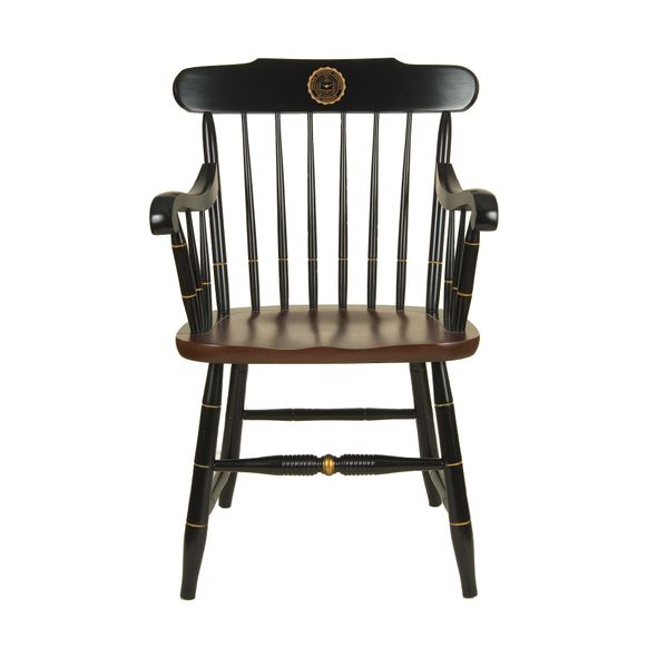 Central Michigan Captain's Chair by Hitchcock