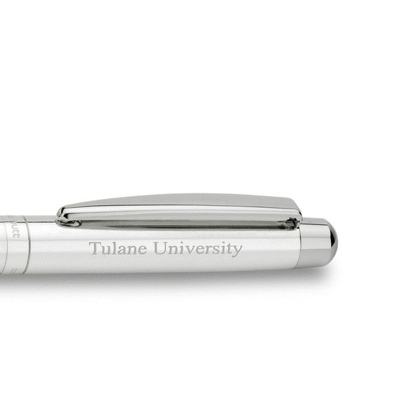 Tulane University Pen in Sterling Silver - Image 2