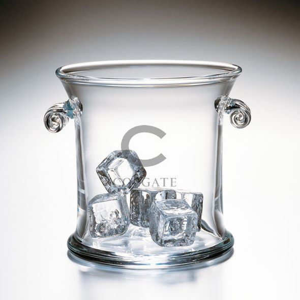 Colgate Glass Ice Bucket by Simon Pearce