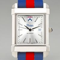 University of Pennsylvania Collegiate Watch with NATO Strap for Men