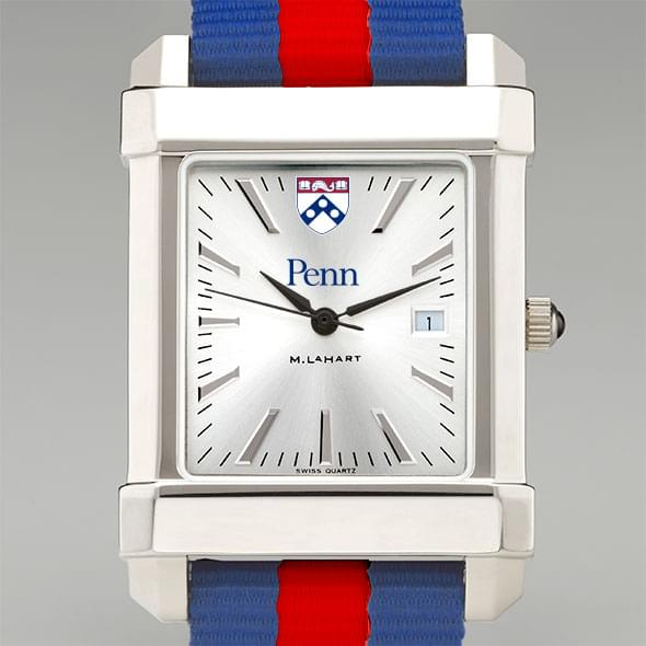 University of Pennsylvania Collegiate Watch with NATO Strap for Men