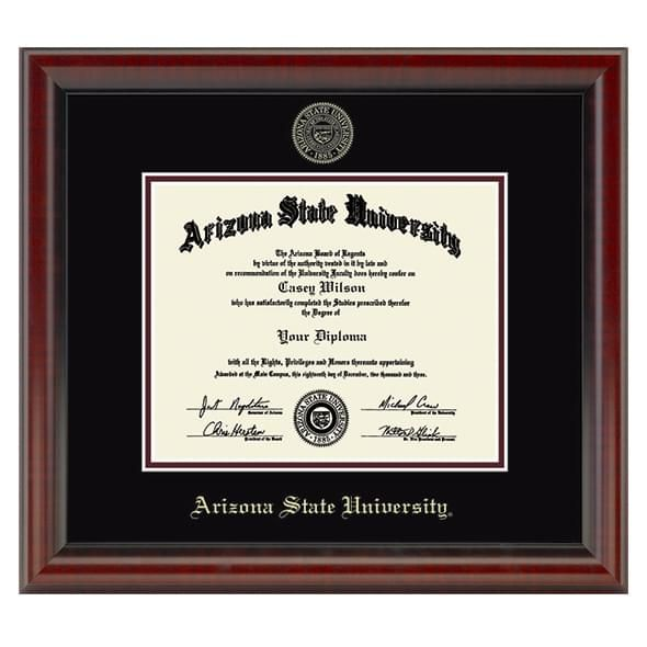 Arizona State Diploma Frame, the Fidelitas