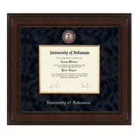 University of Arkansas PhD Diploma Frame - Excelsior