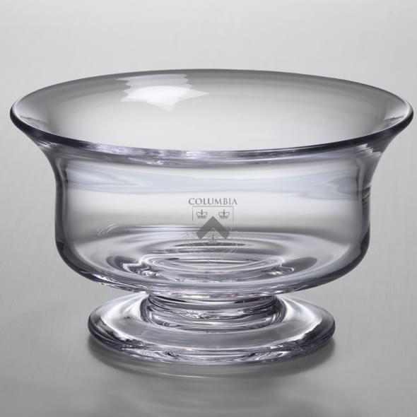 Columbia Medium Glass Revere Bowl by Simon Pearce - Image 2
