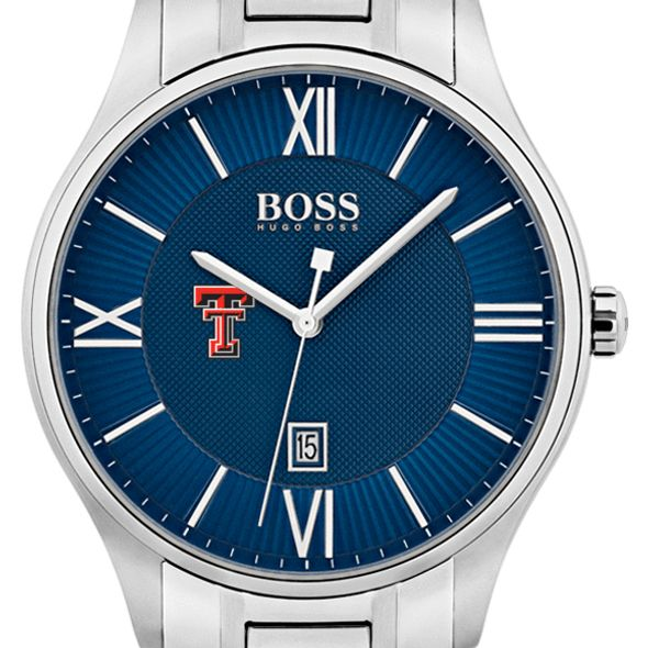 Texas Tech Men's BOSS Classic with Bracelet from M.LaHart