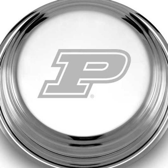 Purdue University Pewter Paperweight - Image 2