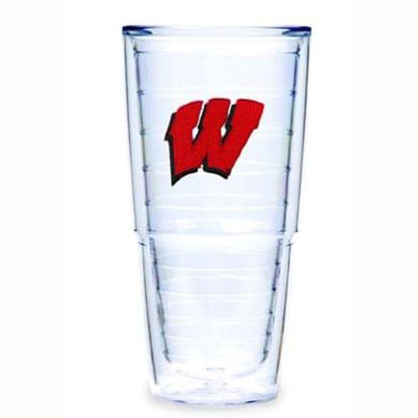 Wisconsin 24 oz Tervis Tumblers - Set of 4