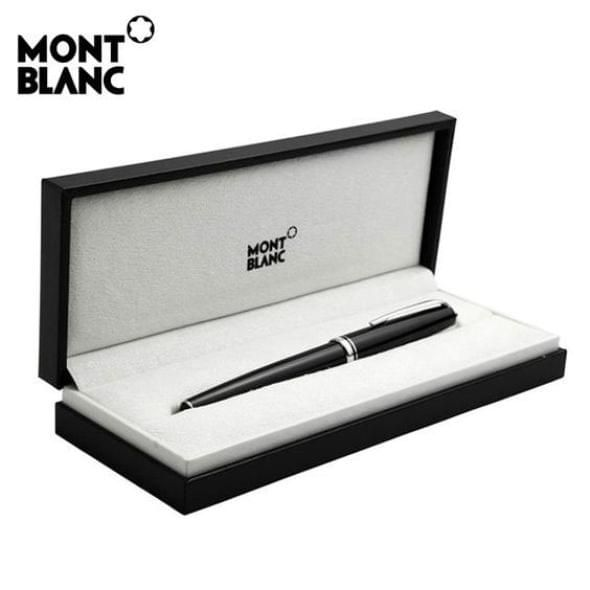 New York University Montblanc Meisterstück LeGrand Rollerball Pen in Platinum - Image 5