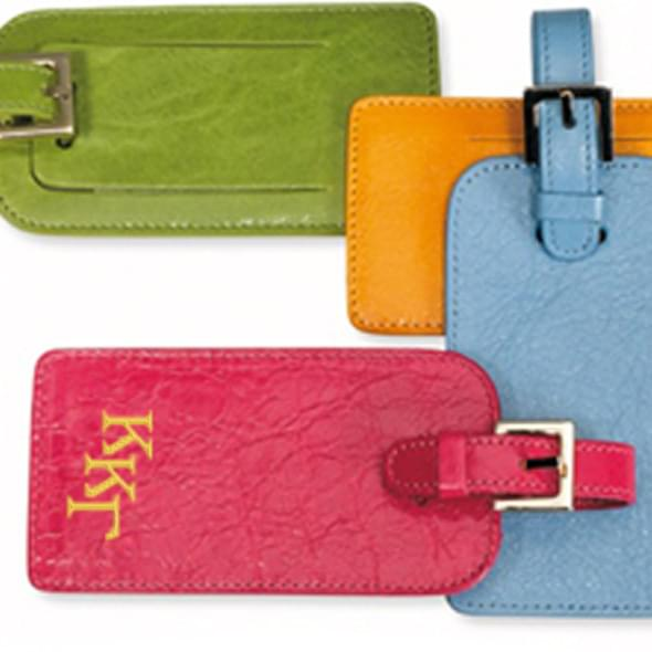 Kappa Kappa Gamma Luggage Tag - Image 2