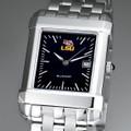 LSU Men's Black Quad Watch with Bracelet - Image 1