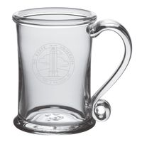 NC State Glass Tankard by Simon Pearce
