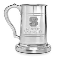 NC State Pewter Stein