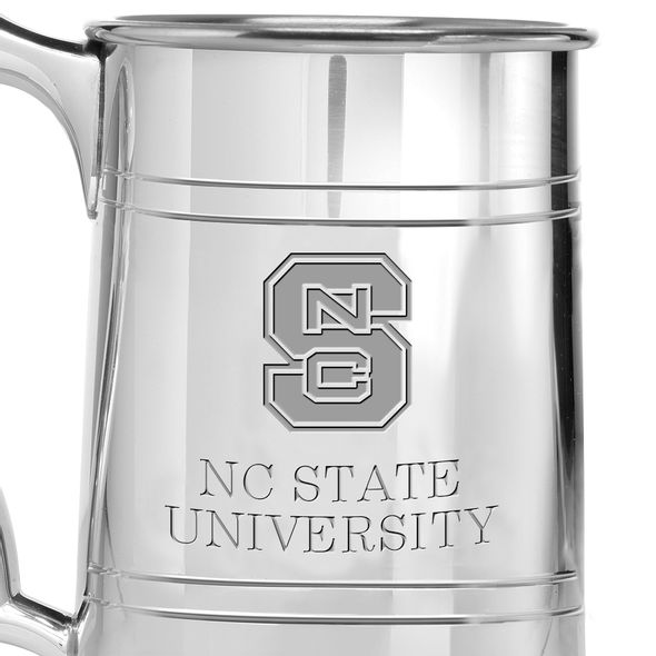 NC State Pewter Stein - Image 2