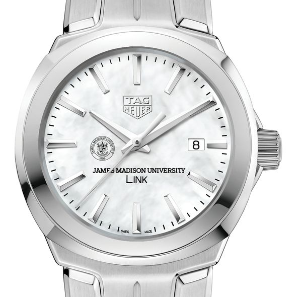 James Madison University TAG Heuer LINK for Women