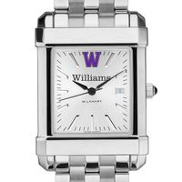 Williams College Men's Collegiate Watch w/ Bracelet