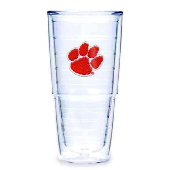Clemson 24 oz Tervis Tumblers - Set of 4 - Image 1