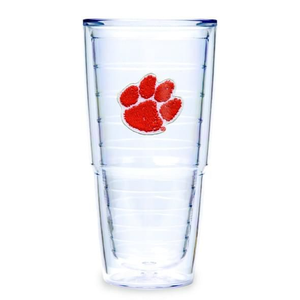 Clemson 24 oz Tervis Tumblers - Set of 4 - Image 2