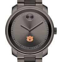 Auburn University Men's Movado BOLD Gunmetal Grey