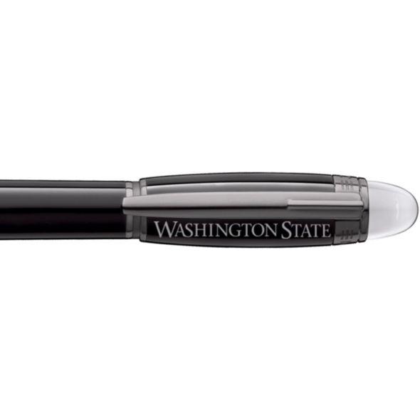 Washington State University Montblanc StarWalker Fineliner Pen in Ruthenium - Image 2