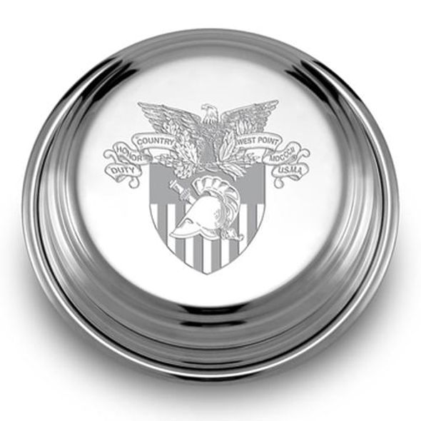 West Point Pewter Paperweight - Image 1