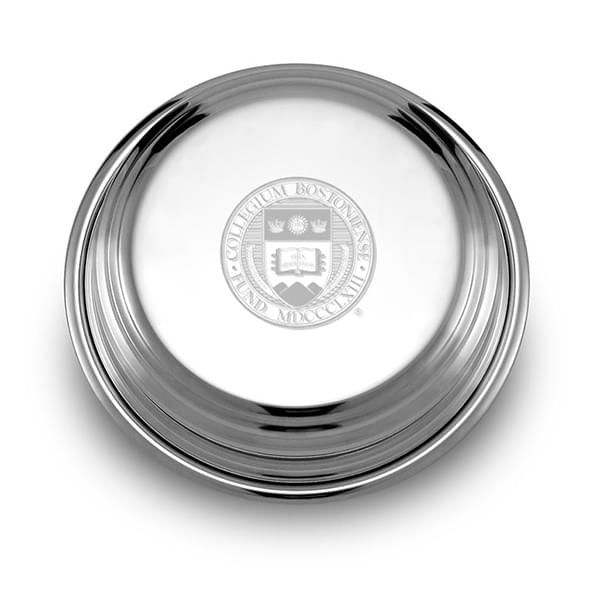Boston College Pewter Paperweight