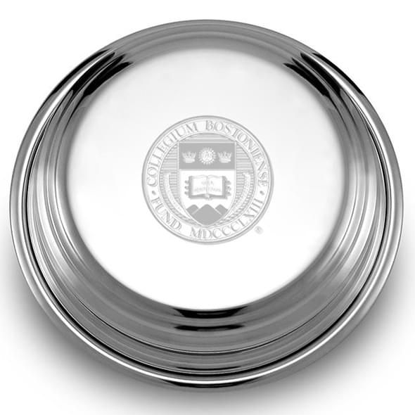 Boston College Pewter Paperweight - Image 2