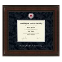 Washington State University Diploma Frame - Excelsior