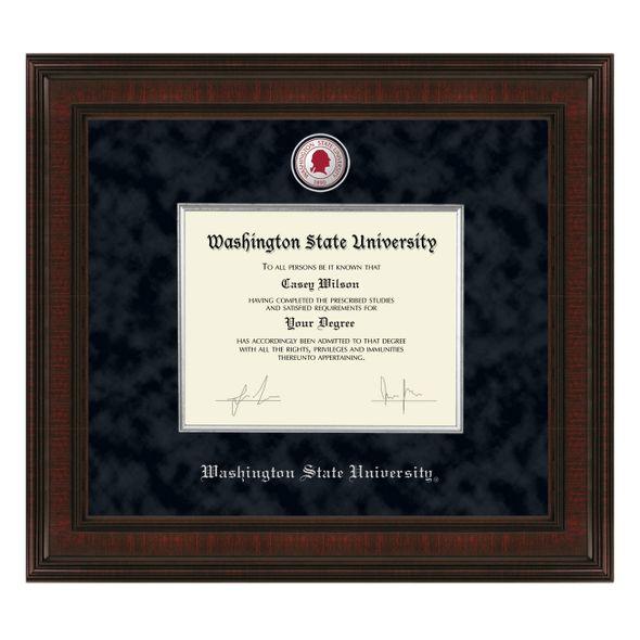 Washington State University Diploma Frame - Excelsior