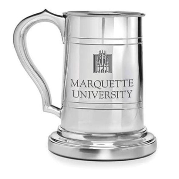 Marquette Pewter Stein - Image 1