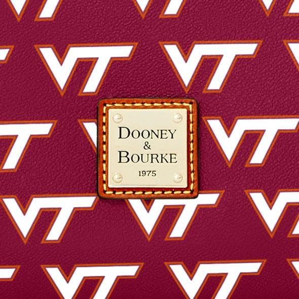 Virginia Tech  Dooney & Bourke Hobo Bag - Image 2