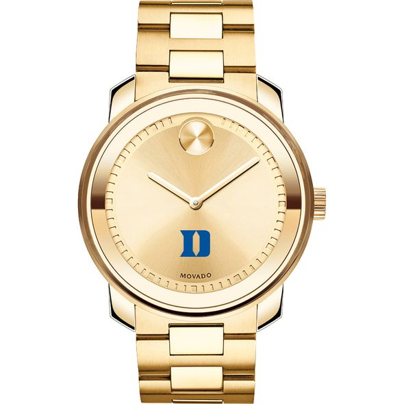 Duke University Men's Movado Gold Bold - Image 2