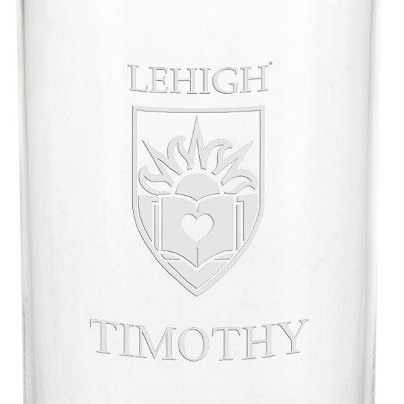 Lehigh University Iced Beverage Glasses - Set of 2 - Image 3