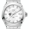 US Military Academy TAG Heuer Diamond Dial LINK for Women - Image 1