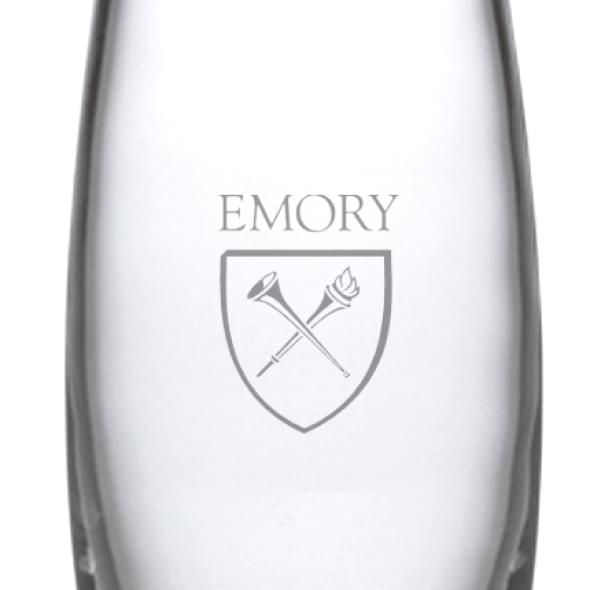 Emory Glass Addison Vase by Simon Pearce - Image 2
