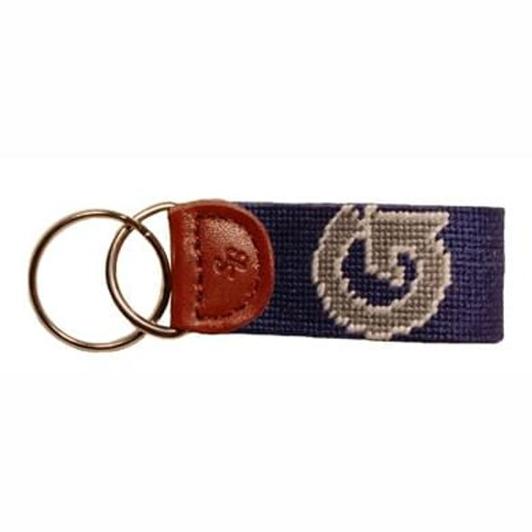 Georgetown Cotton Key Fob