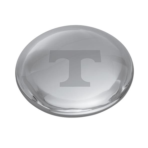 Tennessee Glass Dome Paperweight by Simon Pearce - Image 1