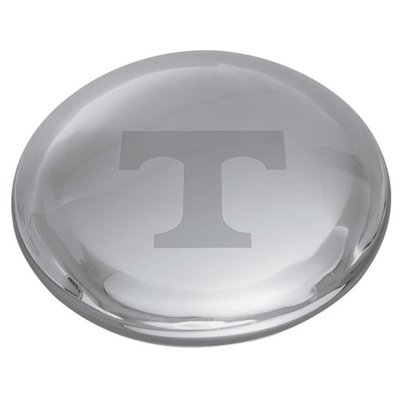 Tennessee Glass Dome Paperweight by Simon Pearce - Image 2