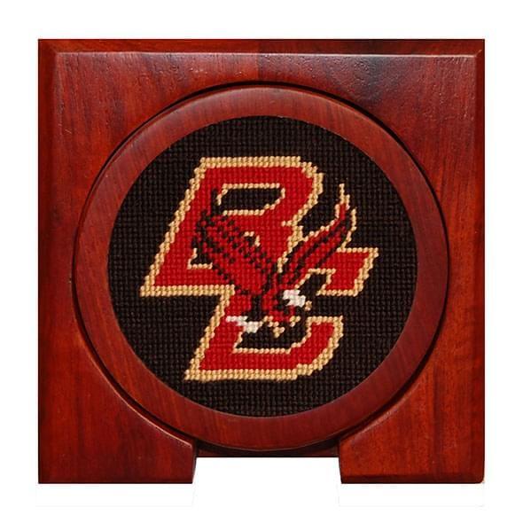 Boston College Needlepoint Coasters - Image 2