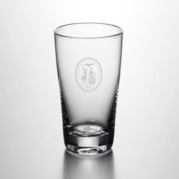 South Carolina Ascutney Pint Glass by Simon Pearce