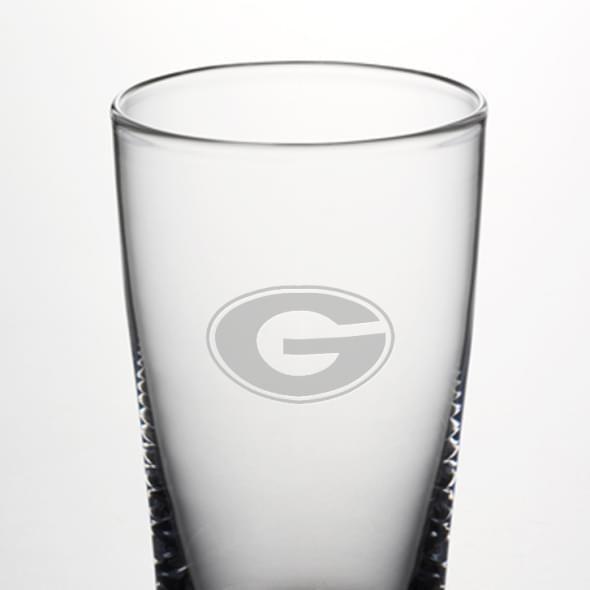 Georgia Ascutney Pint Glass by Simon Pearce - Image 2