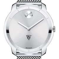 WashU Men's Movado Stainless Bold 44