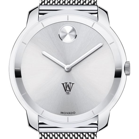 WUSTL Men's Movado Stainless Bold 44 - Image 1