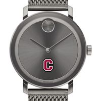 Colgate University Men's Movado BOLD Gunmetal Grey with Mesh Bracelet