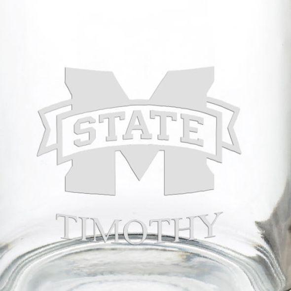 Mississippi State 13 oz Glass Coffee Mug - Image 3