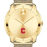 Cornell University Men's Movado Gold Bold 44